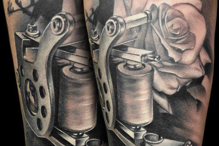 Maquina Tattoo