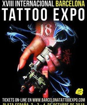 Convención tattoo Barcelona