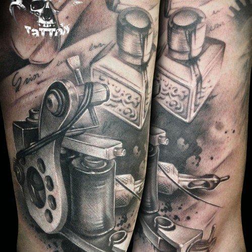 Máquina tattoo